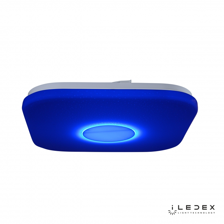 Потолочный светильник iLedex Jupiter 24W Square RGB Brilliant Entire