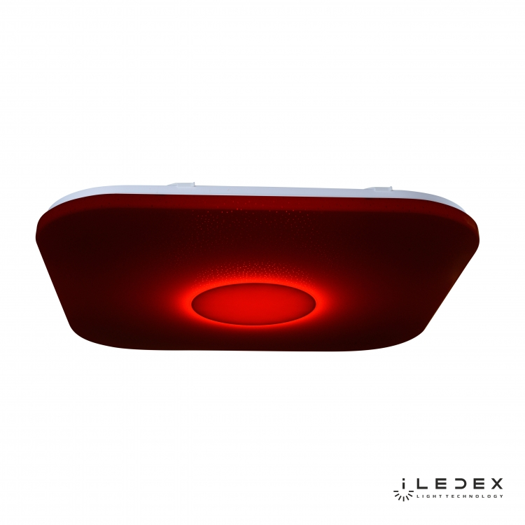 Потолочный светильник iLedex Jupiter 60W Square RGB Brilliant Entire
