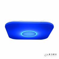Потолочный светильник iLedex Jupiter 60W Square RGB Opaque Entire